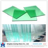 El claro/el color/coloreó/vidrio de flotador teñido para el edificio/la decoración