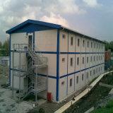 Structure en acier Maison / Bâtiment préfabriqué / Modulaire / Mobile / Prefab pour la vie privée