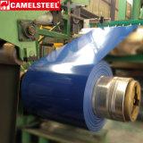 Горячая окунутая гальванизированная сталь Prepainted сталью гальванизированная