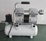 Compresor de aire sin aceite para el dentista