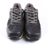 Пец ноги людей стальной резвится ботинки безопасности ботинок