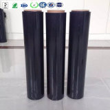20mic Cast PE Black Stretch Film for Pallet Wrapping