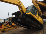 KOMATSU évaluent l'excavatrice utilisée de KOMATSU PC220-6 à vendre KOMATSU PC220-6