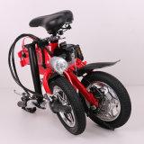 Bike 12 дюймов горячий продавая складной электрический с светом СИД