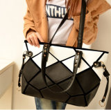Zwart-witte Dame Handbag