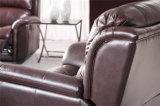 Montage à la maison de cinéma de meubles avec la fonction de Recliner