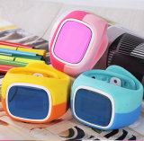 Bunter GPS-Uhr-Verfolger für intelligente Kinder (D14)