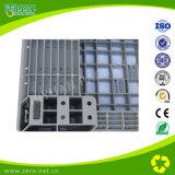 Logístico y de transporte utilizado paletas de plástico con material HDPE