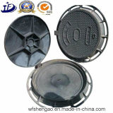 Рамка крышки люка -лаза литья в сырую форму чугуна от Китая