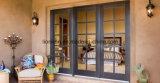 Конструкция входной двери изготовленный на заказ утюга фабрики Китая французская передняя