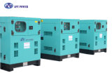 генератор 160kw 200kVA Deutz тепловозный, водяное охлаждение сила двигателя генератора 3 участков тепловозная
