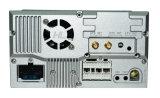 新しいアンドロイド5.1車DVD GPSのユニバーサル倍DINの運行MP4プレーヤー