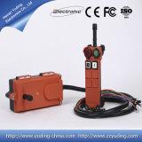 Controlos a distância de controle remoto do guindaste de F21-2s/sem fio de rádio resistentes