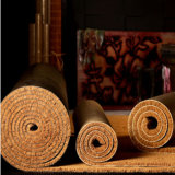 Goldbrown-natürliche Faser-Coco-Coir-Kokosnuss-Palmen-Faser-Teppich-Wolldecke-Mattenstoff-Seitentriebrolls-Bodenbelag