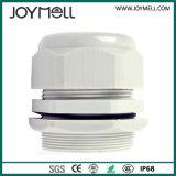 IP68 elektrischer RoHS Plastikkabel-Verbinder des nylon-Pg36