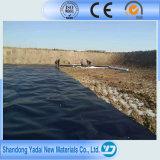 HDPE Geomembrane para el trazador de líneas de la charca de la granja de pescados