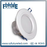 Diodo emissor de luz Recessed Downlight Fixture From 3W-15W de China Supplier