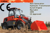 Начало Loader Er15 Everun 1.5 Ton с Rops&Fops