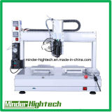 Máquina dispensadora con manual en inglés