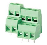 O tipo conetor do protetor do fio do bloco terminal 5.0 do passo milímetros de Ce do UL certificou