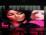 Fissatore Installation Outdoor LED Display per Advertisement