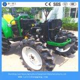 40HP-200HP landbouwTractor Op wielen, de Tractor van het Landbouwbedrijf, Compacte Tractor met 2 Wd & 4 Wd