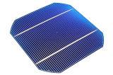 Célula solar 125 Monocrystalline para o painel 200W solar