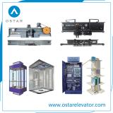 熱い乗客のエレベーターのための販売法によって修飾される上昇の部品