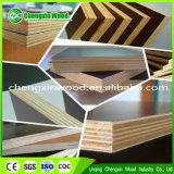 la película impermeable de 12m m hizo frente a la madera contrachapada usada para los fabricantes de la construcción/de la madera contrachapada