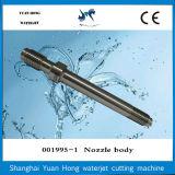 Corpo abrasivo do bocal do cortador do jato de água da alta qualidade para a cabeça Waterjet