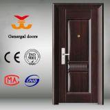 Portes en acier de sécurité d'entrée fabriquées en Chine