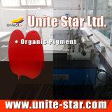 Capa orgánica del polvo (rojo permanente 8 para la impresión de materia textil)