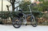 レトロ電池のフォールドEのバイクのモーターバイクの電気バイク