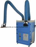 Unidade móvel portátil do extrator das emanações de soldadura com o único braço da sução