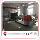 Linha plástica da máquina da placa do PE com Ce e ISO