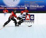 Poröse im Freienhockey-Gerichts-Fliese, Allwetter- Gebrauch u. Hinterhof-Hockey-Gerichts-Fliese