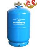 Tanque de gás de Cylinders&Steel do gás do LPG para cozinhar 4kg 5kg
