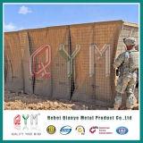 Barriera di Hesco del reticolato di saldatura di Gabion/barriera militare di Hesco della maglia di Gabion