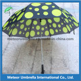 Golf compato Umbrella com Customed Logo Design