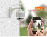 監視制御の通りの監視カメラの小型速度のドームネットワークIP 1.3MPのカメラ