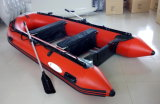 Redding Boat (3.6m rode kleur)