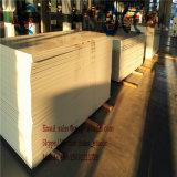 Descripteurs en plastique en bois de ligne/construction d'extrusion de panneau faisant l'extrudeuse de descripteurs de /Construction de machine
