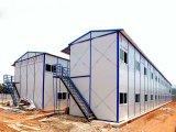 La struttura d'acciaio a buon mercato prefabbricata alloggia la Sudafrica