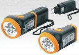 Linterna recargable de Ni-CD/Ni-MH LED (FT-018A)