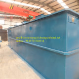 Paket-Kläranlage für inländisches/industrielles Abwasser