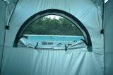 فضة أخيرة يكسى خارجيّة فوقيّة يغيّر خيمة