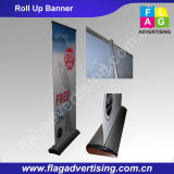 Kundenspezifische Durable Retractable Flex Banner Stand Roll up Banner Ständer