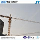 Guindaste de torre do tipo Tc5010 de Katop para o canteiro de obras