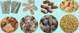 Amor humano que come la máquina de proceso de las pepitas de la soja Textured