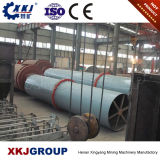 河南Xingyang専門のDesigneによって作動するカーボンロータリーキルン、ギプスのロータリーキルン、セメントの石灰岩のためのロータリーキルン